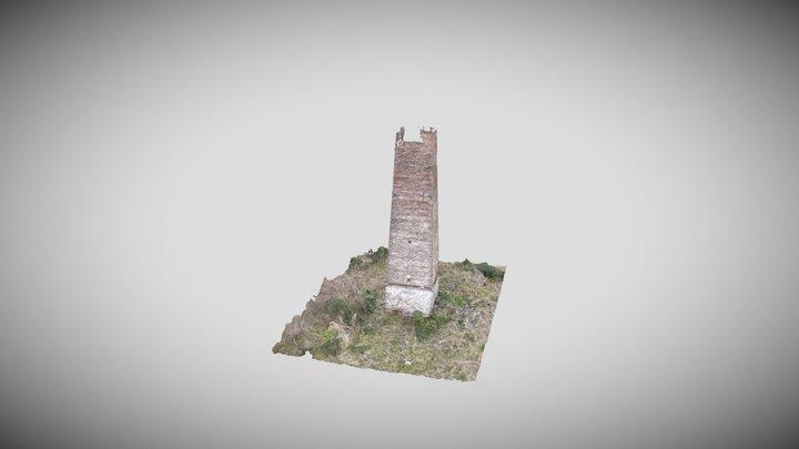 Jehossee Mill Site 3D Model