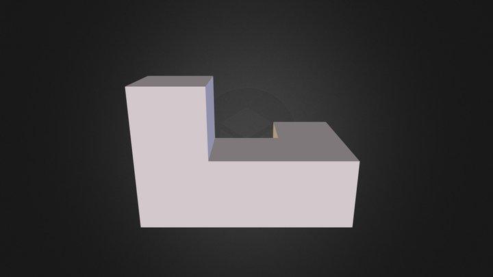 White 3D Model
