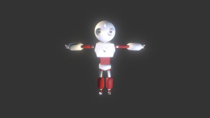 Robotto 3D Model