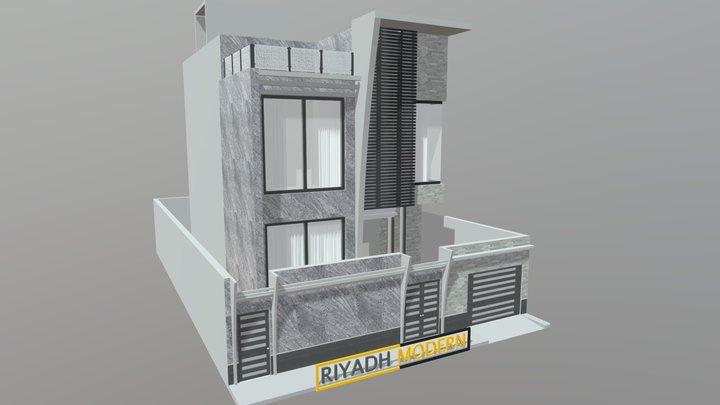 HOME MODERN 3 3D Model
