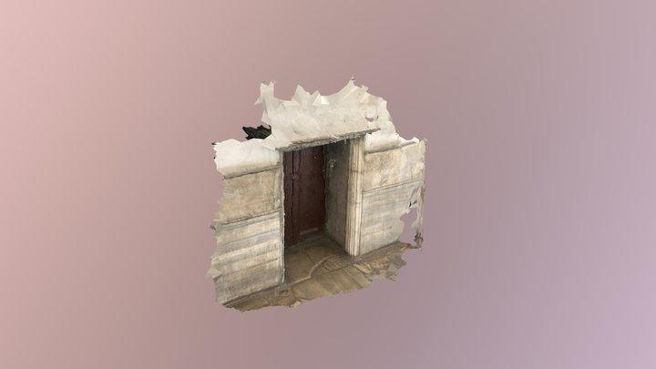 My impressive 3D scene 3D Model