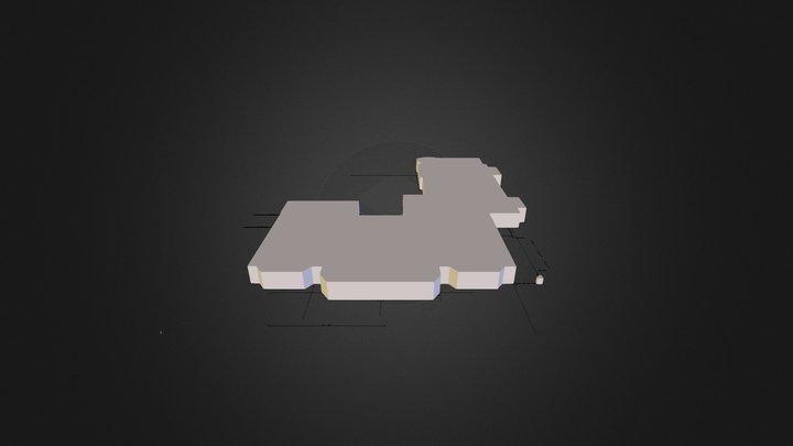 RVI_Base_Ground_Collada 3D Model