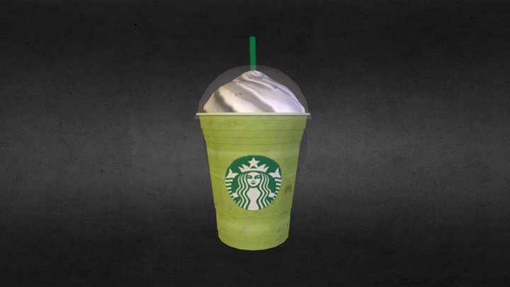 Starbucks For Sketchfab 3D Model
