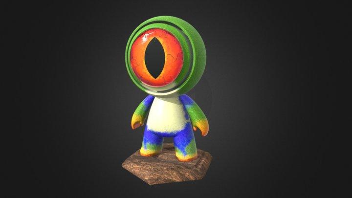 Funko Rana 3D Model