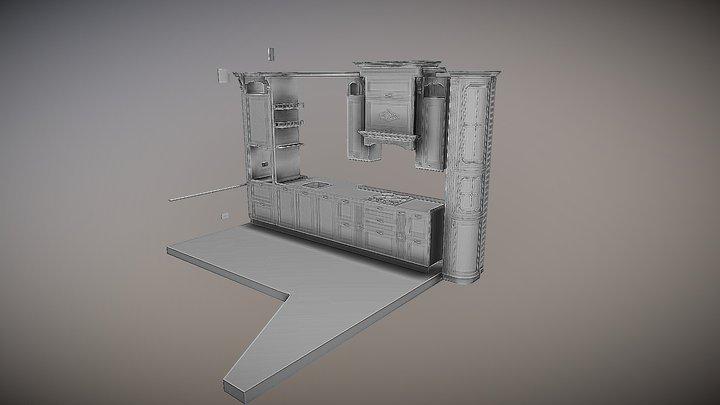 Тамара г Ярославль последний пр сторона 3D Model