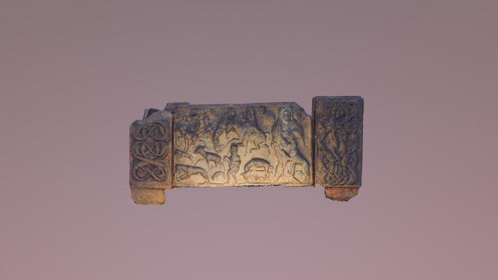 St. Andrews Sarcophagus 3D Model