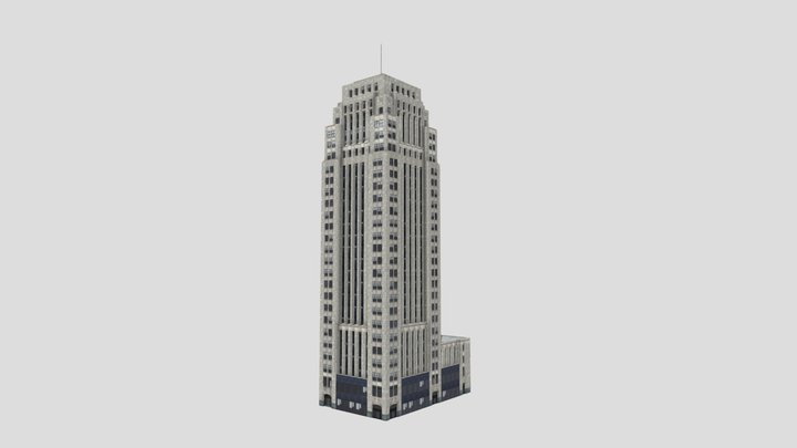 Rand Tower 3D Model