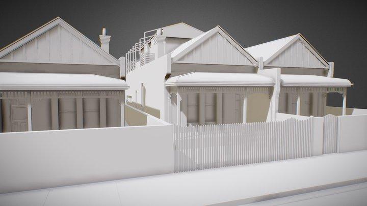 46 Hope Street - rev01 3D Model