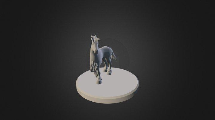 Puka (work in progress) 3D Model