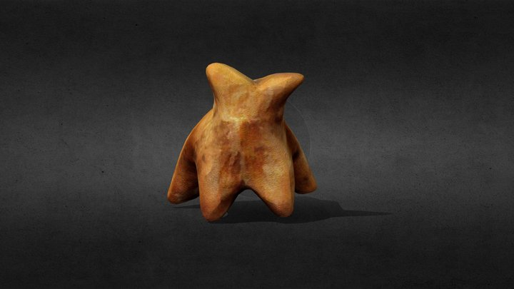 Bronze Age Toy 3D Model