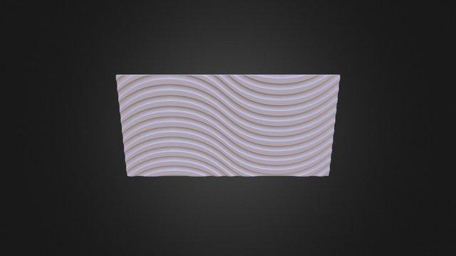 MDF 3D 003 3D Model