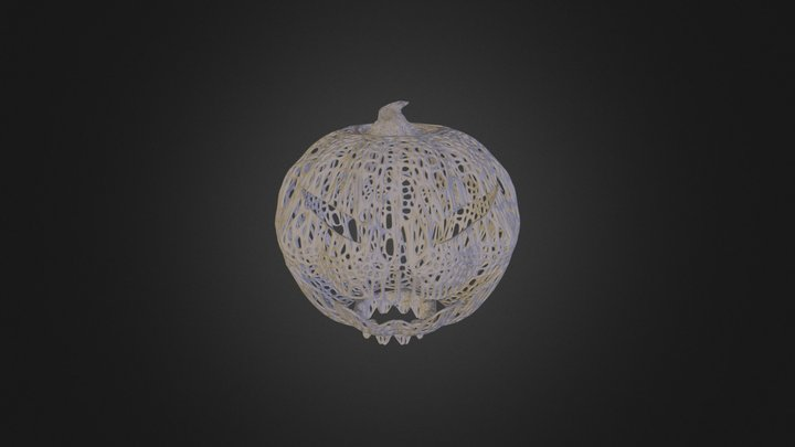 Halloween Decoration 3D Model
