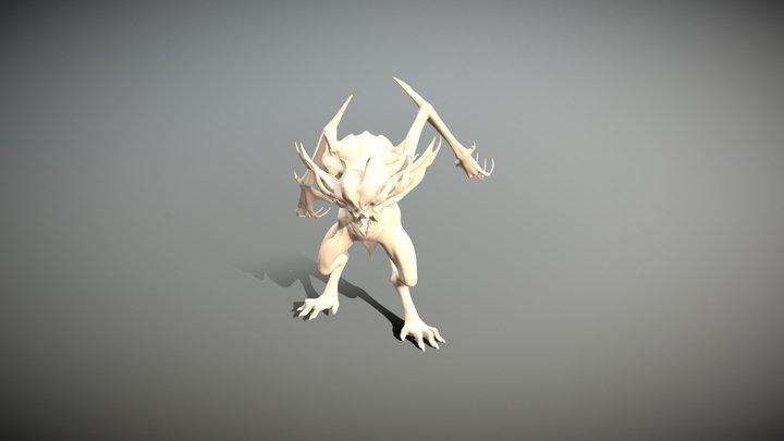 Katakan_v_02 3D Model