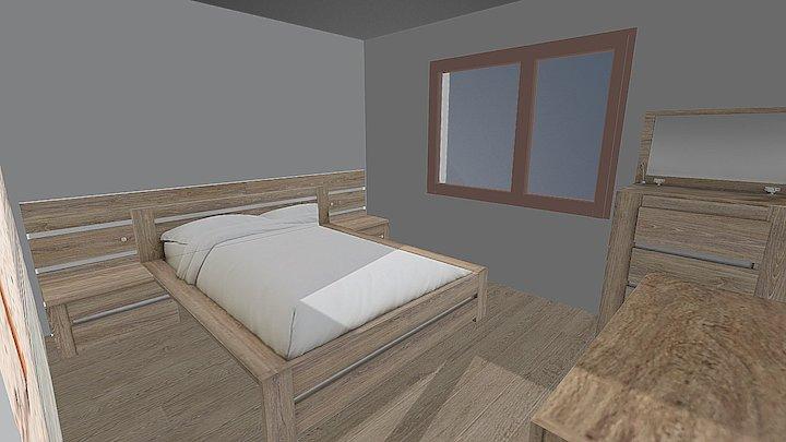 Chambre Aaron 3D Model