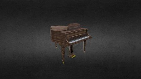 fortepian3 3D Model