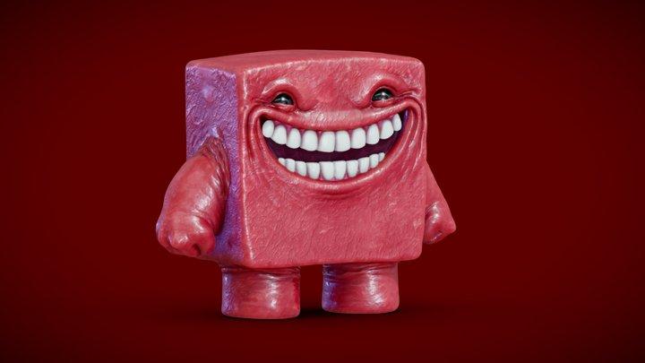 Super Meat Boy Free 3D Model