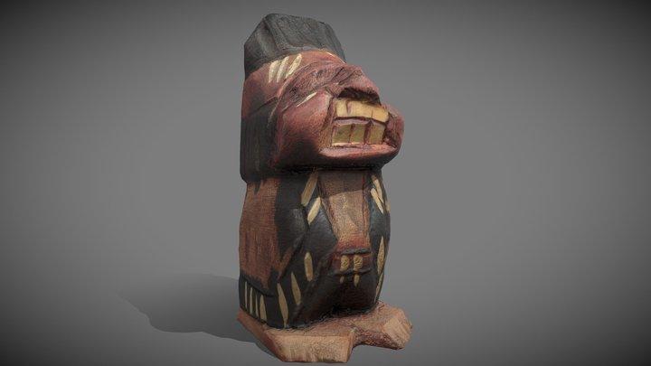 Pichulonko 3D Model