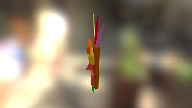 Akuaku 3D Model