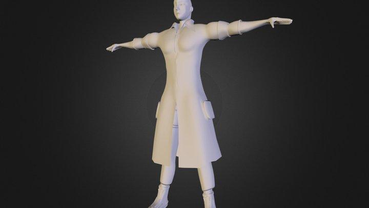 ss.obj 3D Model