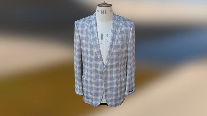Öltöny - Suit 3D Model