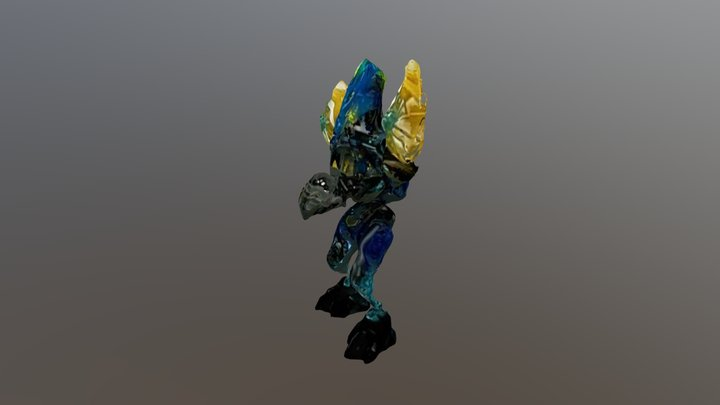 New Qlone 3D Model