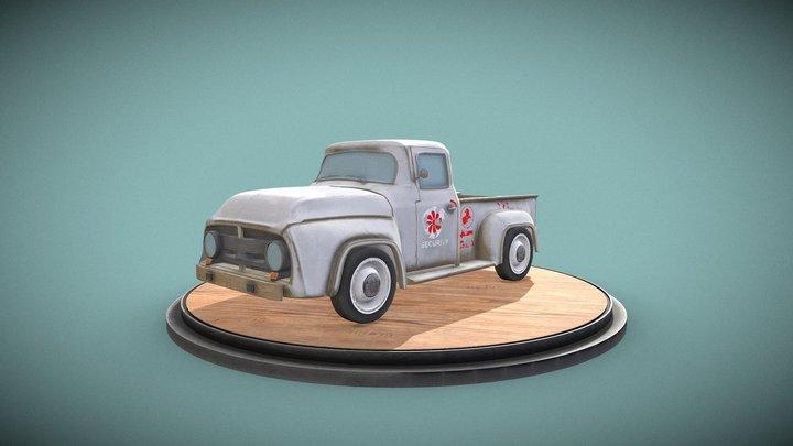 Ford F 100 3D Model