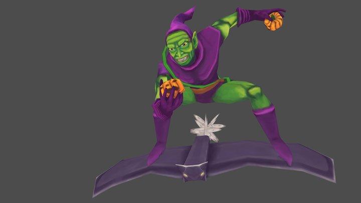 The Green Goblin 3D Model