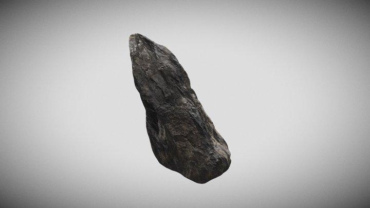 Rock2 3D Model