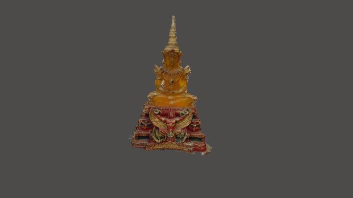 First test Buddha 3D Model