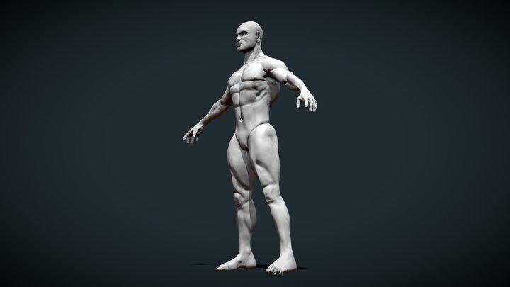Project Character 3D Model