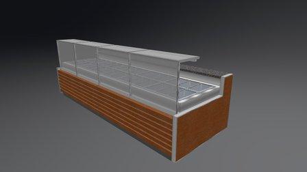 Lada chlodnicza 3D Model