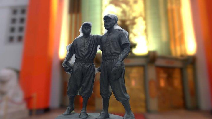 Dodgers - MCU Stadium 3D Model
