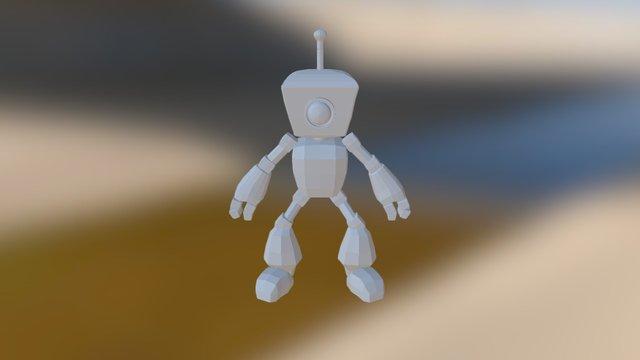 Robbo-bip_modelat9 3D Model