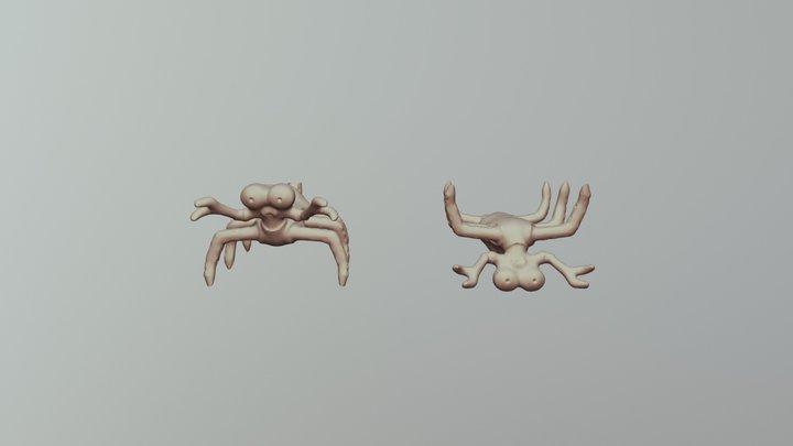 Support 1 3D Model