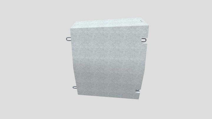 ККС 4-10 ГЕК 3D Model