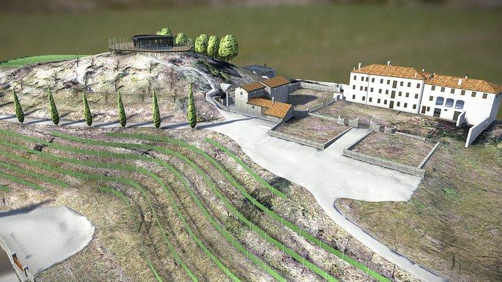 CANEVA_PROGETTO 3D Model