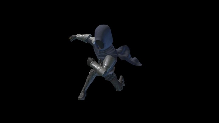 Dungeon Thief 3D Model
