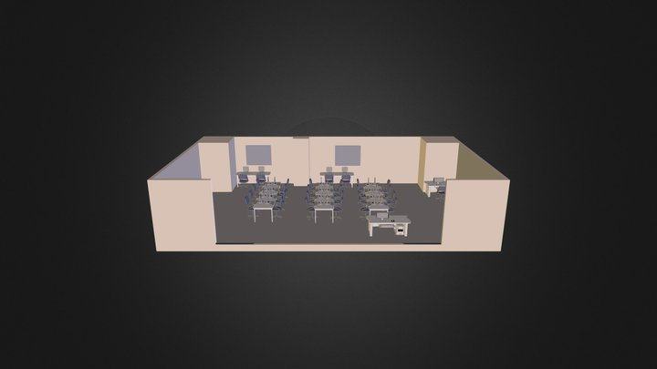 Tunde 3D Model
