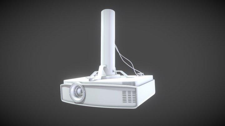 Projector 3D Model