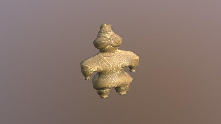 Rare Boy 3D Model