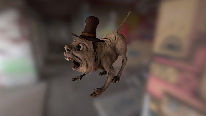 Misformed creature V.2 3D Model