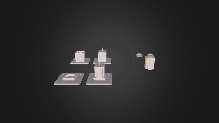 Motory 3D Model