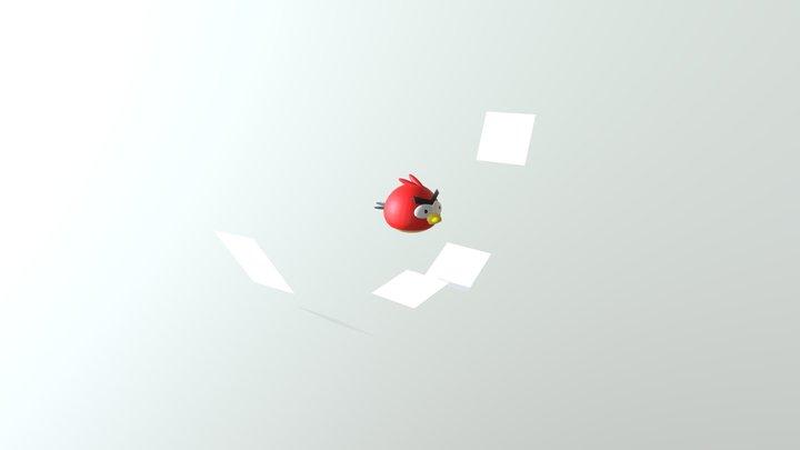 Angrykite 3D Model