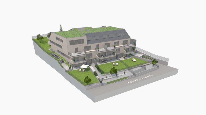 RWB_Rosentalgasse 3D Model