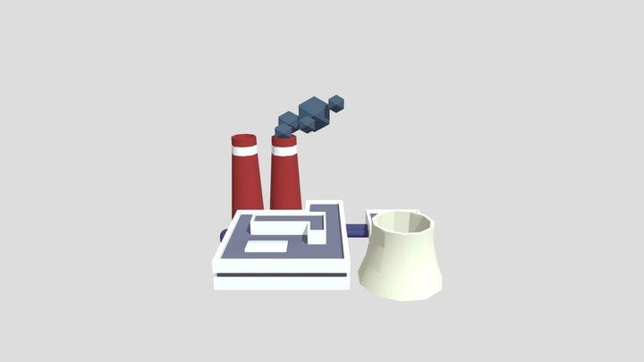 Fabrica 3D Model