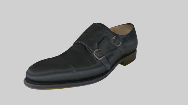 elegant shoes 3D Model