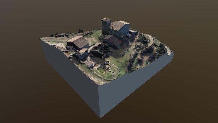Portavella 3D Model