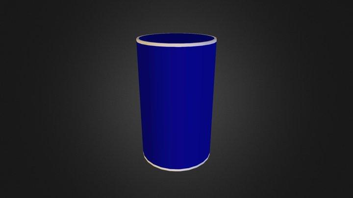cylinder 3D Model