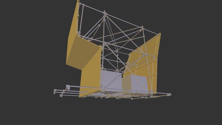 PalestraEp2014autoportanteRev4 3D Model