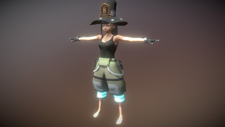 Maki Oze 3D Model